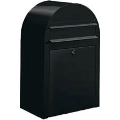 BOBI ボビ 郵便ポスト ブラック W318×H500×D210mm AAH03A