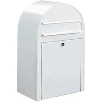BOBI ボビ 郵便ポスト ホワイト W318×H500×D210mm AAH04A