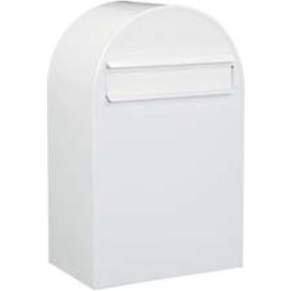 【送料無料】BOBI ボンボビ 郵便ポスト ホワイト W318×H500×D210mm AAH10A 0