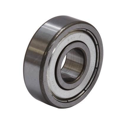 ボールベアリング シルバー 外径:32mm 6201ZZ