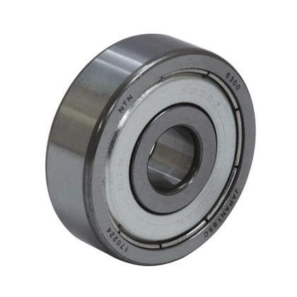 ボールベアリング シルバー 外径:35mm 6300ZZ
