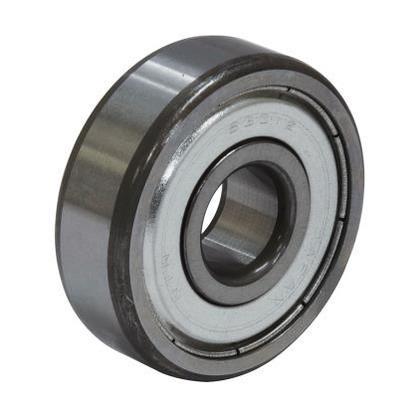 ボールベアリング シルバー 外径:37mm 6301ZZ