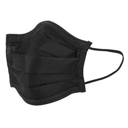 活性炭入 黒マスク    5  枚