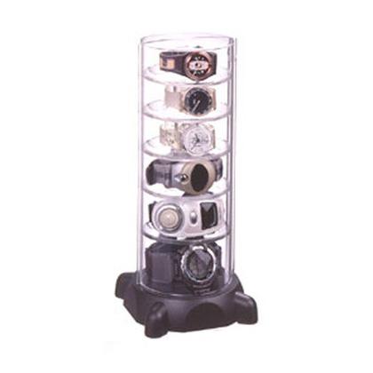 シンコハンガー 腕時計 コレクションケース コレクトタワー  ブラック