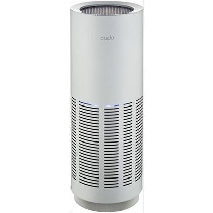 カドー 空気清浄機 ホワイト 24.2×24.2×65.2㎝ AP-C200-WH 空気清浄機 エアークリーナー カドー
