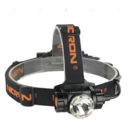 高輝度ヘッドライト900LM充電式  L93×W41×H33(mm) H30