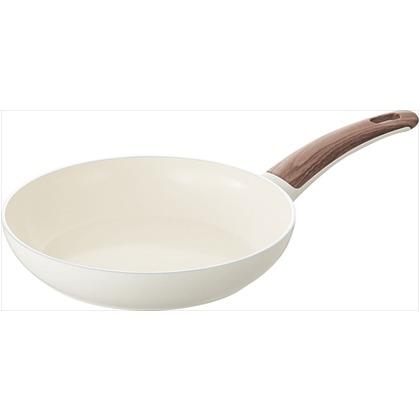 ウッドビー フライパン ホワイト 24cm 1503-000100