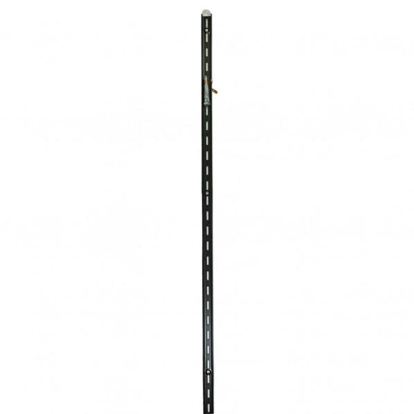 ファッション支柱 黒 長さ:900mm