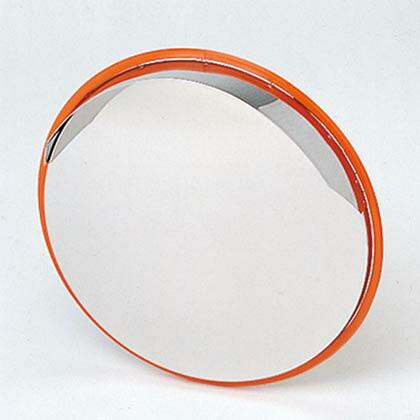 【送料無料】信栄物産 ステンレスミラー オレンジ 外径:丸474φmm S-3 1個