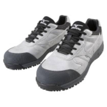 作業靴 オールマイティWF グレー×ブラック 24.5cm C1GA180005245