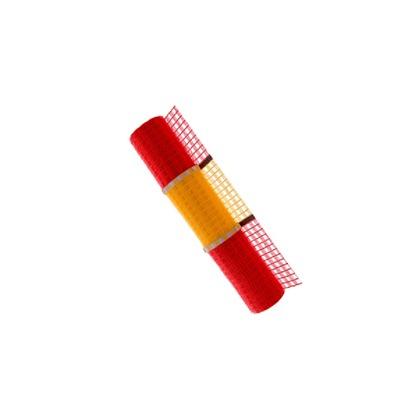 レフネット オレンジ/イエロー 幅:0.9m 長さ:50m RN0950-M