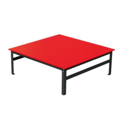 【送料無料】デンサン バンキャビネット(テーブル)   SCT-TS01  便利グッズ(文具・OA機器)文具・OA機器