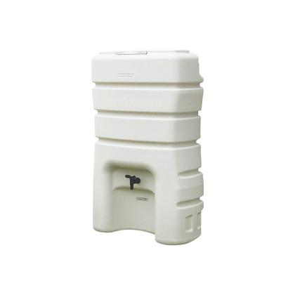 雨水タンク 雨水貯留  (おしゃれ 節水 140L貯水)   GA-RR001