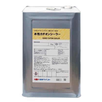 水性カチオンシーラー 透明 15kg