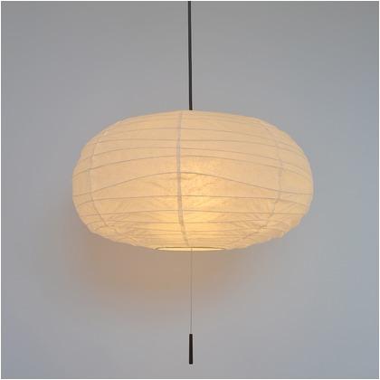 【送料無料】彩光デザイン 日本製和紙照明 2灯ペンダントライト cloud ミドルサイズ 電球別売 揉み紙 Φ500mm×H270mm SPN2-1115
