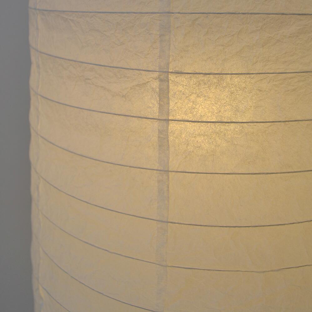 日本製和紙照明 大型和風照明 吹き抜け用ペンダントライト larva