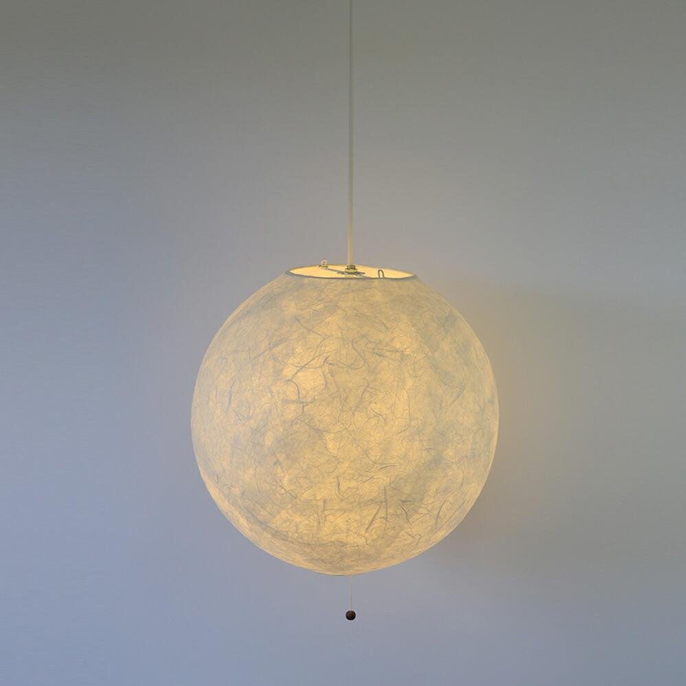 日本製和紙照明 月のあかり 1灯ペンダントライト moon 電球別売