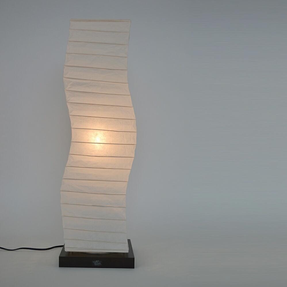 日本製和紙照明 和風照明フロアランプ kuku