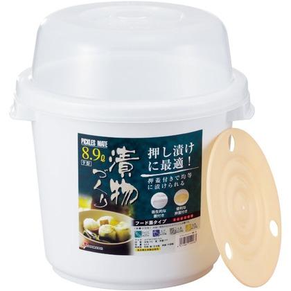 ピクルスメイト ピクルスメイト  9型 ホワイト φ278×307(mm)  GPIC309 キッチン
