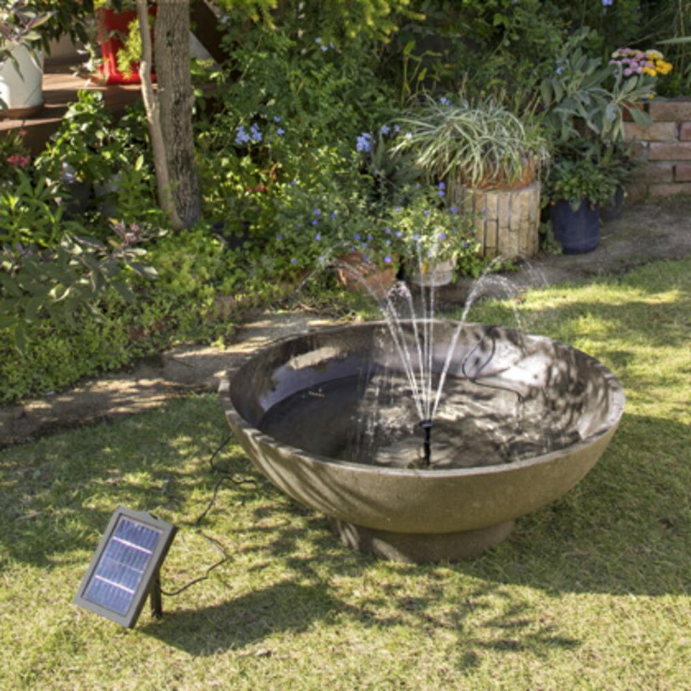 ソーラー マーメイド230 噴水セット