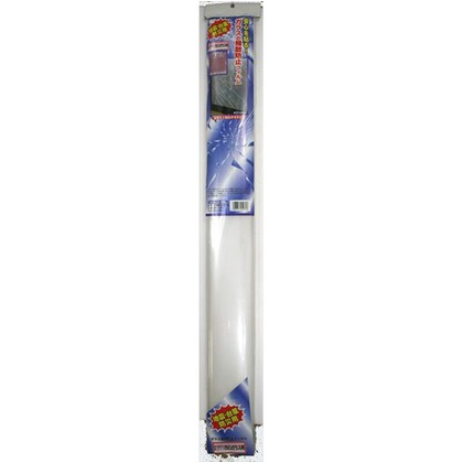 地震・台風 防災用 ガラスの飛散防止フィルム 凹凸ガラス用  920X900mm WF-008