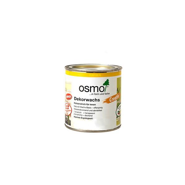 オスモカラーウッドワックスオパーク日本の色 白色 0.375L 3188