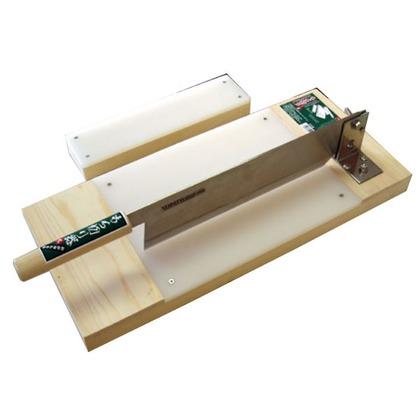 【送料無料】ウエダ製作所 もち切り器 大 鏡餅用 585×250(mm) A-217 キッチン
