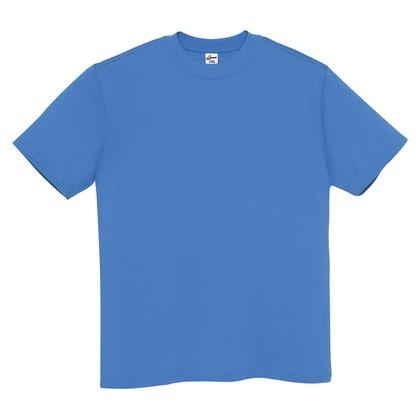 アイトス Tシャツ(男女兼用) 044オーシャン 5L MT180-044-5L