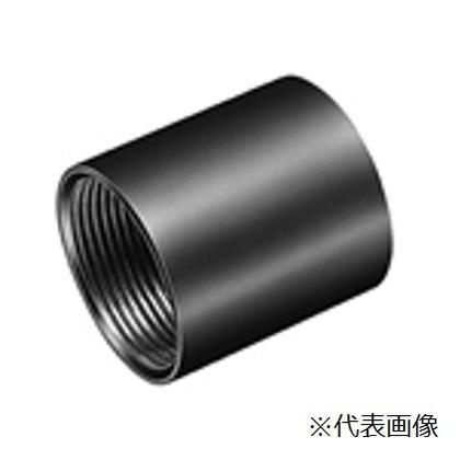 ねじ付き付属品(カップリング)厚鋼電線管用 呼び:G104   DF1104