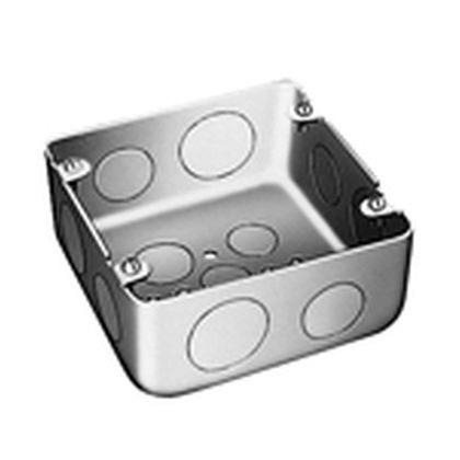 パナソニック 大型四角アウトレットボックス浅型 DS3844 住宅 配管 電設資材