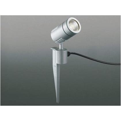 コイズミ照明 LED エクステリアスポットライト 本体長-125 地上高-195 幅-φ75 埋込深-173mm XU44360L エクステリアスポットライト
