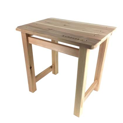 kumimokuミニテーブルキット DX  430×300×405mm ミニテーブル 1 個