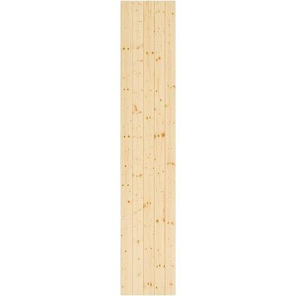 住友林業クレスト ムクハメ トドマツ トドマツ(クリア) 9尺 188009VCA 壁材 13枚