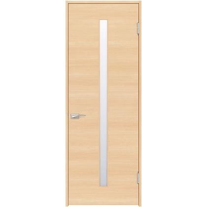 住友林業クレスト 内装ドア スリット1枚ガラス横目 ベリッシュメイプル柄 枠外W735mm×枠外H2300mm DBACK03SMB38JS4AR 内装建具 1セット