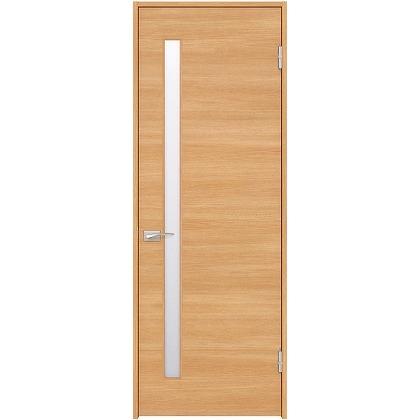 住友林業クレスト 内装ドア サイドスリット1枚ガラス横目 ベリッシュオーク柄 枠外W872mm×枠外H2032mm DBACK05SA877JS4AL 内装建具 1セット
