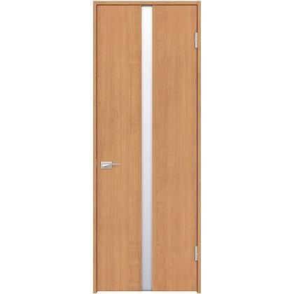 住友林業クレスト 内装ドア センタースリットガラス縦目 ベリッシュチェリー柄 枠外W735mm×枠外H2300mm DBACK08SCD38JS4AL 内装建具 1セット