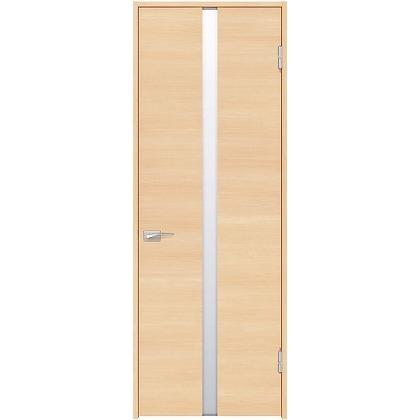 住友林業クレスト 内装ドア センタースリットガラス横目 ベリッシュメイプル柄 枠外W780mm×枠外H2032mm DBACK09SM857JS4AR 内装建具 1セット