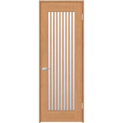 住友林業クレスト 内装ドア 縦格子ガラス ベリッシュチェリー柄 枠外W872mm×枠外H2032mm DBACK29SC777JS4AR 内装建具 1セット