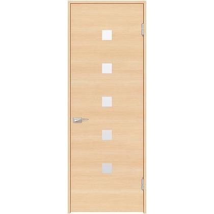 住友林業クレスト 内装ドア 角窓付パネル ベリッシュメイプル柄 枠外W735mm×枠外H2300mm DBACK13SM738JS4AR 内装建具 1セット