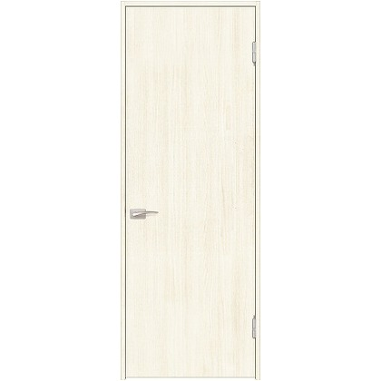 住友林業クレスト 内装ドア フラットパネル縦目 ベリッシュホワイト柄 枠外W850mm×枠外H2032mm DBACK00SW867JS4AL 内装建具 1セット