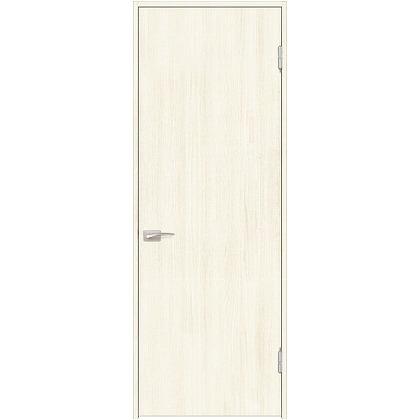住友林業クレスト 内装ドア フラットパネル縦目 ベリッシュホワイト柄 枠外W755mm×枠外H2032mm DBACK00SW547JS4AL 内装建具 1セット