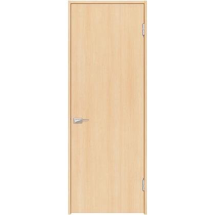 住友林業クレスト 内装ドア フラットパネル縦目 ベリッシュメイプル柄 枠外W872mm×枠外H2032mm DBACK00SM877JS4AR 内装建具 1セット