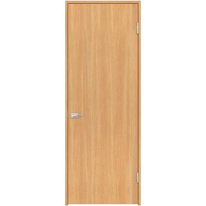 住友林業クレスト 内装ドア フラットパネル縦目 ベリッシュオーク柄 枠外W755mm×枠外H2032mm DBACK00SA547JS4AR 内装建具 1セット