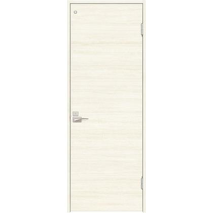 住友林業クレスト 内装ドア トイレ用フラットパネル横目 ベリッシュホワイト柄 枠外W780mm×枠外H2300mm DBACK01PWA58JS4FL 内装建具 1セット