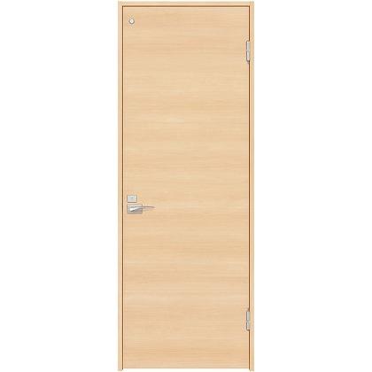 住友林業クレスト 内装ドア トイレ用フラットパネル横目 ベリッシュメイプル柄 枠外W780mm×枠外H2300mm DBACK01PMA58JS4FL 内装建具 1セット