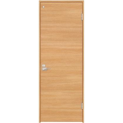 住友林業クレスト 内装ドア トイレ用フラットパネル横目 ベリッシュオーク柄 枠外W780mm×枠外H2300mm DBACK01PAE58JS4FR 内装建具 1セット