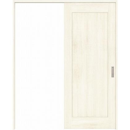 住友林業クレスト 引き戸 1枚パネル ベリッシュホワイト柄 枠外W1190×枠外H2032 HBATK24HAW417J1S3R 内装建具 1セット