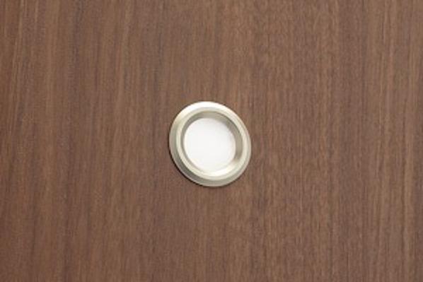 引き戸 トイレ用 フラットパネル横目