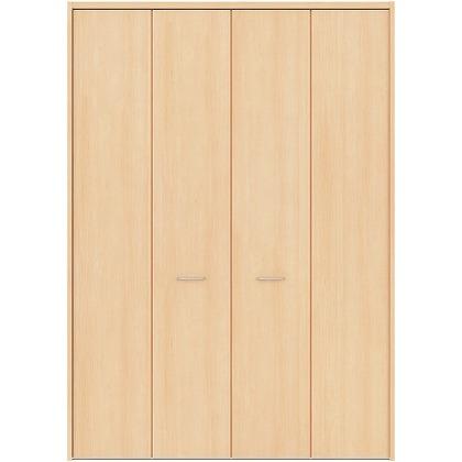 住友林業クレスト フォールディングドア ベリッシュメイプル柄 縦目 8尺タイプ FBAK00M2F38JS01 収納建具 1セット