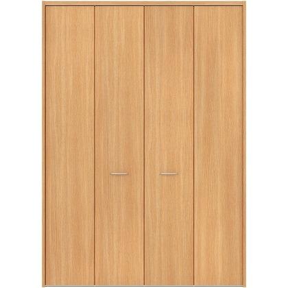 住友林業クレスト フォールディングドア ベリッシュオーク柄 縦目 6尺タイプ FBAK00A2F36ES01 収納建具 1セット